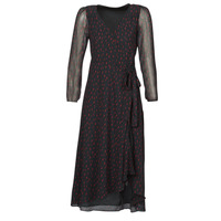 Abbigliamento Donna Abiti lunghi Ikks BR30225 Nero