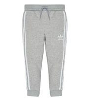 Abbigliamento Unisex bambino Pantaloni da tuta adidas Originals TREFOIL PANTS Grigio
