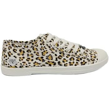 Scarpe Donna Sneakers basse Le Temps des Cerises BASIC02/E20 Leo White Bianco