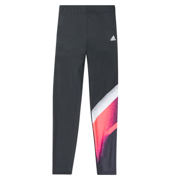 Abbigliamento Bambina Leggings adidas Performance YG UC TIGHT Nero