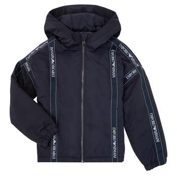 Abbigliamento Bambino Giubbotti Emporio Armani 6H4BL0-1NYFZ-0920 Marine