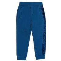 Abbigliamento Bambino Pantaloni da tuta Emporio Armani 6H4P84-1JDSZ-0975 Marine