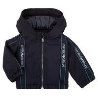 Abbigliamento Bambino Giubbotti Emporio Armani 6HHBL0-1NYFZ-0920 Marine