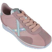 Scarpe Donna Sneakers basse Munich sapporo sky 8355012 Rosa