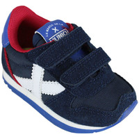 Scarpe Unisex bambino Sneakers Munich baby massana vco 8820376 Blu