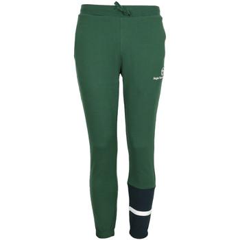 Abbigliamento Uomo Pantaloni da tuta Sergio Tacchini Fraine Pant Green/ Navy Verde