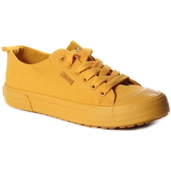 Scarpe Donna Sneakers basse Big Star FF274A086 Giallo