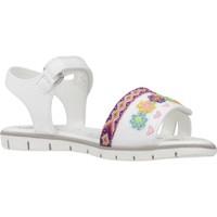 Scarpe Bambina Sandali Chicco 1063626 Bianco