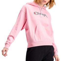 Abbigliamento Donna Felpe Champion Hooded Rosa