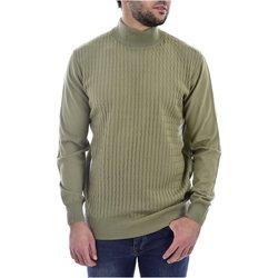 Abbigliamento Uomo Maglioni Goldenim Paris Maglioni 1037 verde