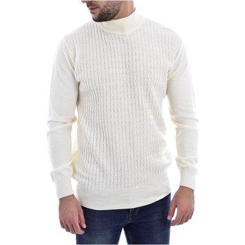 Abbigliamento Uomo Maglioni Goldenim Paris Maglioni 1037 bianco
