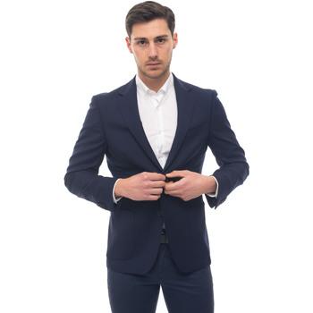 Abbigliamento Uomo Giacche Fay NGM70400910-PYKU807 Blu