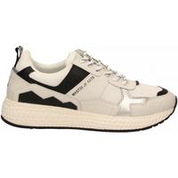 Scarpe Donna Sneakers basse Moa Concept FUTURA MESH white-silver