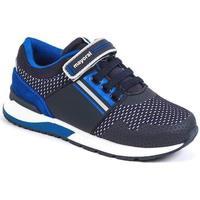 Scarpe Unisex bambino Sneakers basse Mayoral ATRMPN-18369 Blu