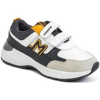 Scarpe Unisex bambino Sneakers basse Mayoral ATRMPN-18371 Bianco