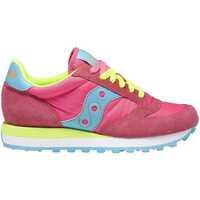 Scarpe Donna Sneakers Saucony ORIGINALS JAZZ O' PINK YELLOW  ROSA