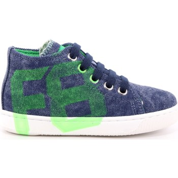 Scarpe Unisex bambino Sneakers alte Naturino 254 - 2014670 Jeans