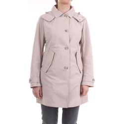 Abbigliamento Donna Trench Woolrich CFWWOU017FRUT0573 Giacca Donna Sabbia Sabbia