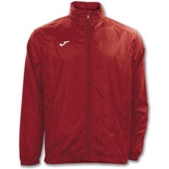 Abbigliamento Uomo Giacche Joma Rainjacket Alaska Rosso