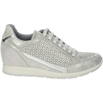 Scarpe Donna Sneakers alte Imac 507430 GRIGIO