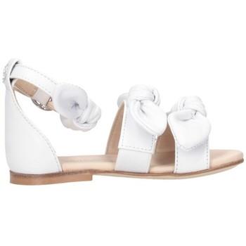 Scarpe Bambina Sandali Florens J055950B Bianco