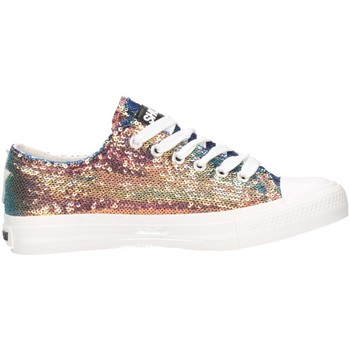 Scarpe Donna Sneakers basse Shop Art SA020025 Iridescente