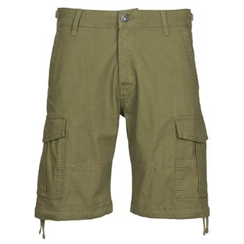 Abbigliamento Uomo Shorts / Bermuda Jack & Jones JJIALFA Kaki
