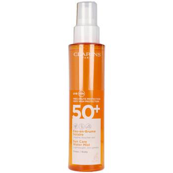 Bellezza Protezione solare Clarins Solaire Eau En Brume Corps Spf50+ Vaporizador  150 ml