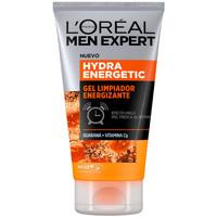 Bellezza Uomo Idratanti e nutrienti L'oréal Men Expert Hydra Energetic Gel Limpiador  100 ml