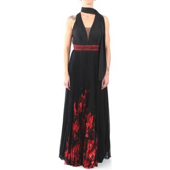 Abbigliamento Donna Abiti lunghi Impero EP60202 Abito Donna Nero Nero