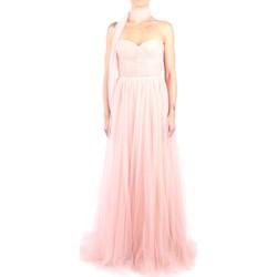 Abbigliamento Donna Abiti lunghi Pronovias TD STYLE 10 Abito Donna Tea rose Tea rose