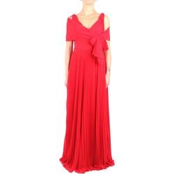 Abbigliamento Donna Abiti lunghi Pronovias TD STYLE 09 Abito Donna Red Red
