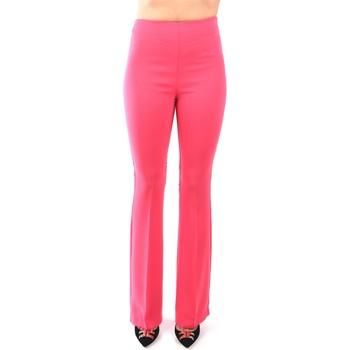 Abbigliamento Donna Pantaloni morbidi / Pantaloni alla zuava Hanita H.P911.2665 Pantalone Donna Pompelmo/rosa Pompelmo/rosa