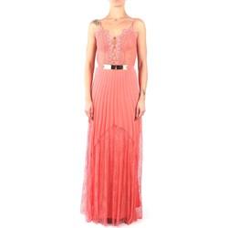 Abbigliamento Donna Abiti lunghi Soani 102004 Corallo