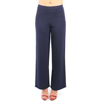 Abbigliamento Donna Pantaloni da completo Liviana Conti F20/F0SA33 Blu