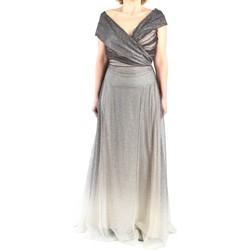 Abbigliamento Donna Abiti lunghi Pronovias TM STYLE 68 Abito Donna Silver Silver