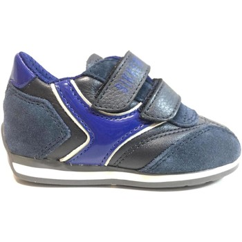 Scarpe Unisex bambino Sneakers basse Bikkembergs ATRMPN-18423 Blu