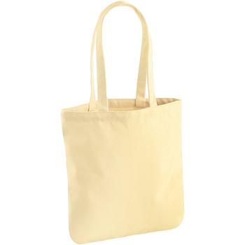 Borse Donna Tote bag / Borsa shopping Westford Mill W821 Giallo pastello