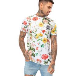 Abbigliamento Uomo T-shirt maniche corte Hype  Bianco