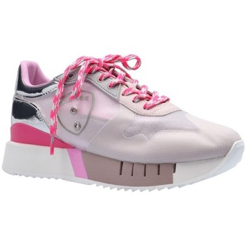 Scarpe Donna Sneakers basse Blauer S0MYRTLER01/RIP Sneaker  Donna Rosa Rosa