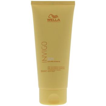 Bellezza Donna Maschere &Balsamo Wella Invigo Sun Conditioner  200 ml