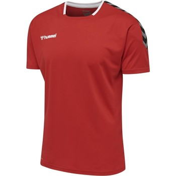 Abbigliamento T-shirt maniche corte Hummel Maillot  hmlAUTHENTIC Poly HML rouge