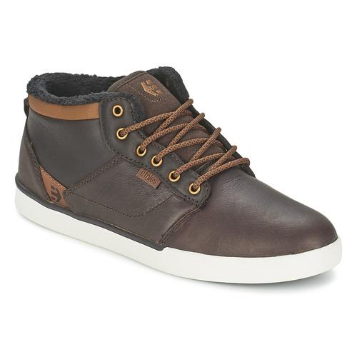 Etnies JEFFERSON MID Marrone Uomo  Scarpe Sneakers alte Uomo Marrone 110 f9664f