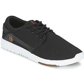 Scarpe Uomo Sneakers basse Etnies SCOUT Nero / Bianco