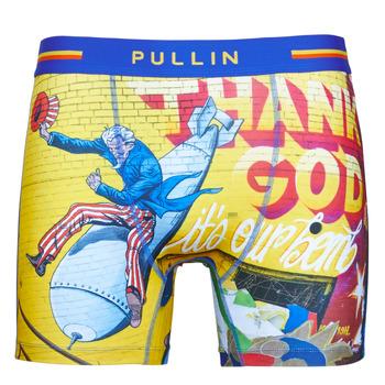 Biancheria Intima  Uomo Boxer Pullin FASHION LYCRA Multicolore