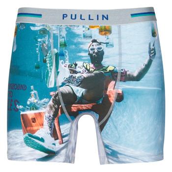 Biancheria Intima  Uomo Boxer Pullin FASHION COTTON Multicolore