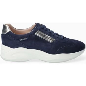 Scarpe Donna Sneakers basse Mephisto ROSE Blu