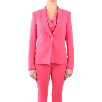 Abbigliamento Donna Giacche / Blazer Hanita H.J783U.2665 Blazer Donna Pompelmo/rosa Pompelmo/rosa
