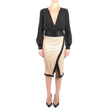 Abbigliamento Donna Abiti corti Pronovias TS STYLE 03 Abito Donna Beige Beige