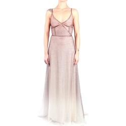 Abbigliamento Donna Abiti lunghi Pronovias TM STYLE 70 Abito Donna Silver Silver